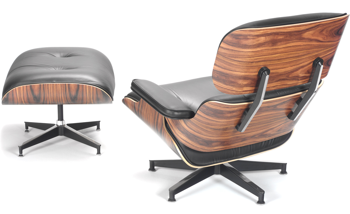 Charles Eames Lounge Stoel.Studio Camponogara Blog Video How An Eames Lounge Chair Is Made